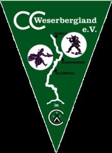 Wimpel des Camping Club Weserbergland e.V.