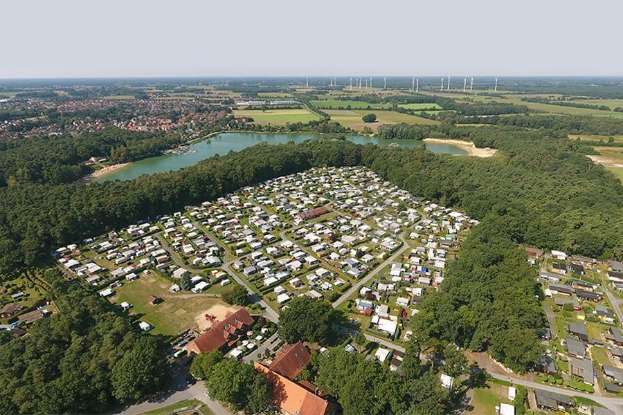 Campingplatz Münsterland Eichenhof